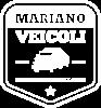 Logo Mariano Veicoli_Bianco scritta trasparente