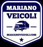 Logo Mariano Veicoli_Colore scritta trasparente